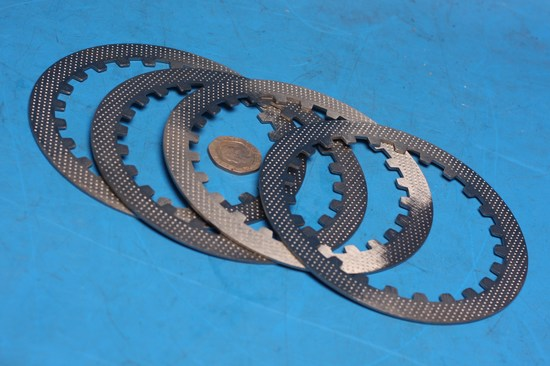 clutch steel driven plate set for Sym XS125