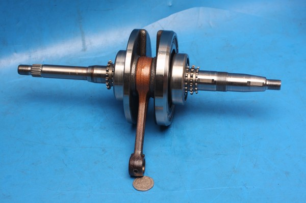 Crankshaft assembly complete Sinnis Shuttle125