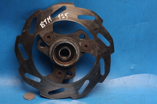front disc used for Baotion BTM125