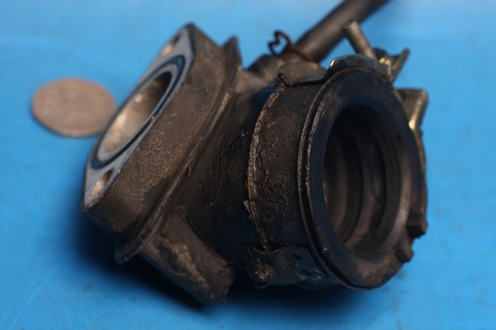 inlet manifold for Pulse Lightspeed125 used