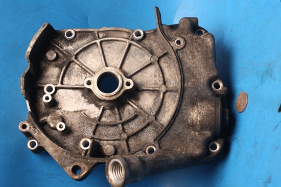crankcase cover right hand used for Pulse Lightspeed125