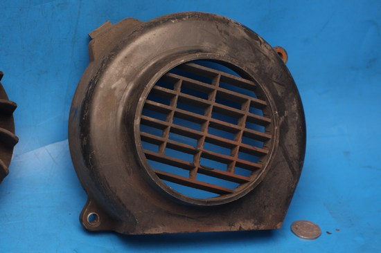 fan cover used for Peugeot Star50