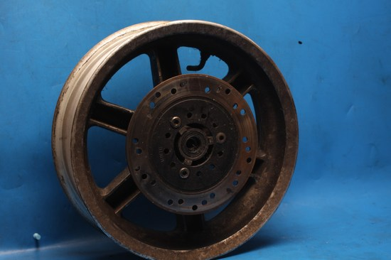 Front wheel with disc Baotian BTM125 used
