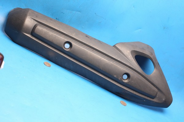 Exhaust heat sheild used for Honda PCX125