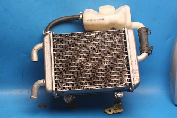Radiator with header tank unit used SymSF50LC