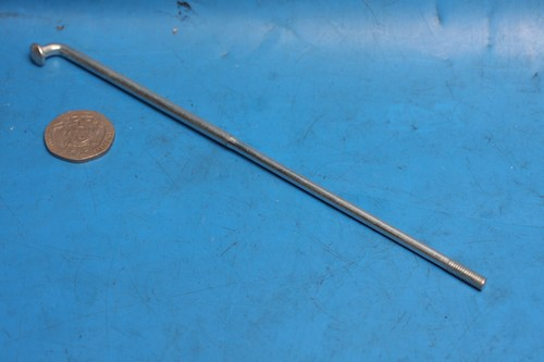 Butted Spokes 160mm 100degree head for MRX125