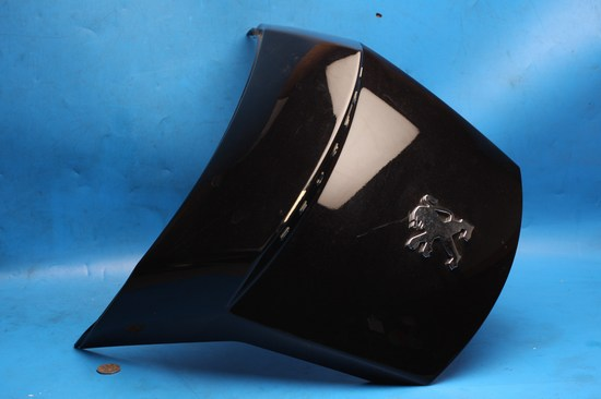 Rear panel New shopsoiled Black Stelis125