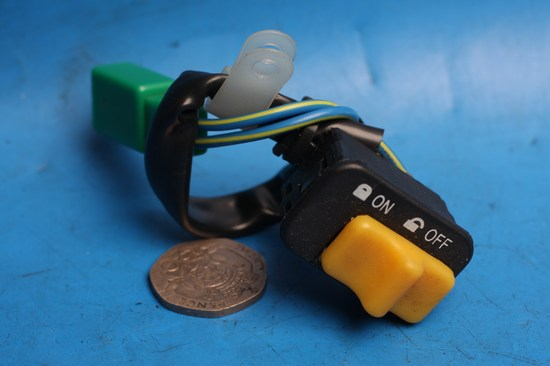 Switch engine kill switch Used Sym Symply50 Symply125