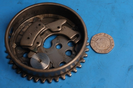 Camchain top sprocket Used YZFR125