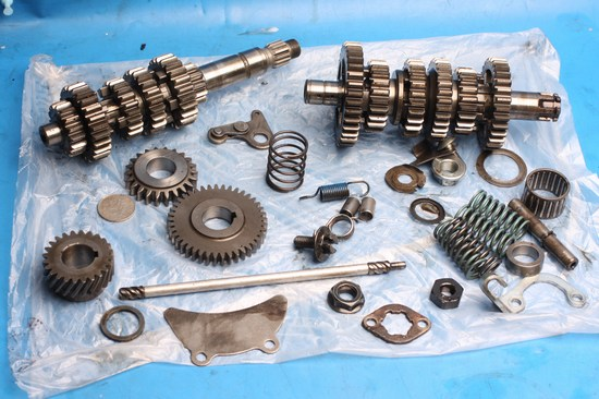 Gearbox parts used for YZFR125