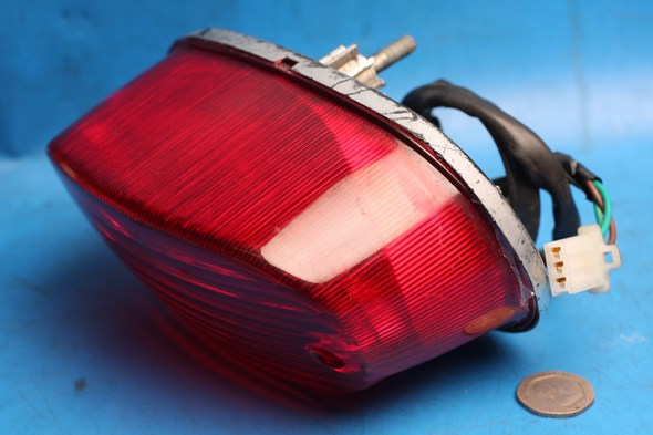 Stop and tail light / brake light Used Suzuki EN125