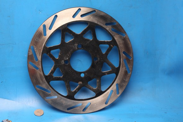 Front brake disc used Suzuki EN125