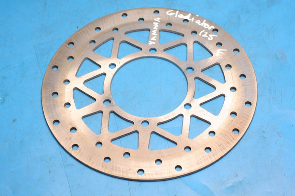 Front brake disc Yamaha Gladiator125