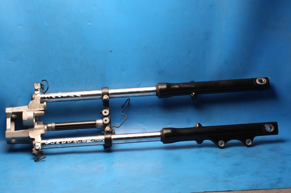Front forks complete with yokes used Yamaha Gladiator125