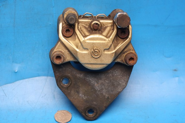 Front L/H brake caliper used for X( 500cc