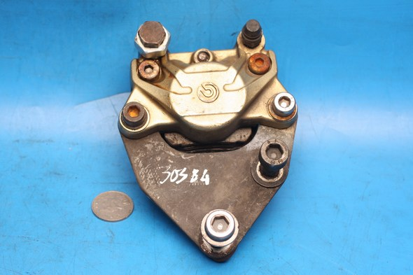 Front R/H brake caliper used for X( 500cc