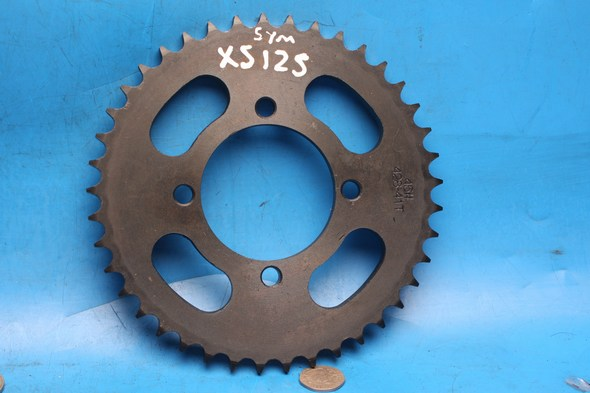 Sprocket 428 41T Sym XS125