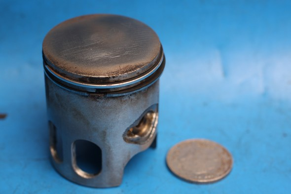 Piston Used Peugeot Vivacity 3 50cc