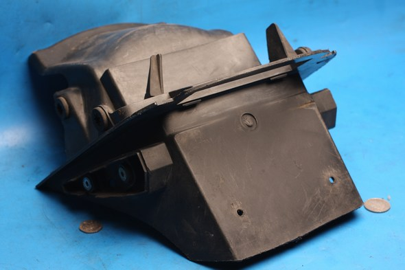 Rear mudguard & light mount Used Sinnis Matrix2