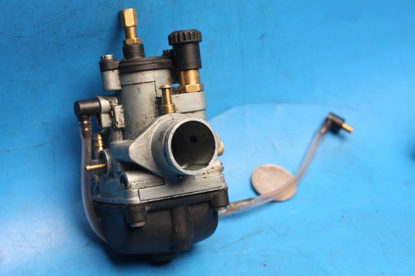 carburettor used 21mm bore