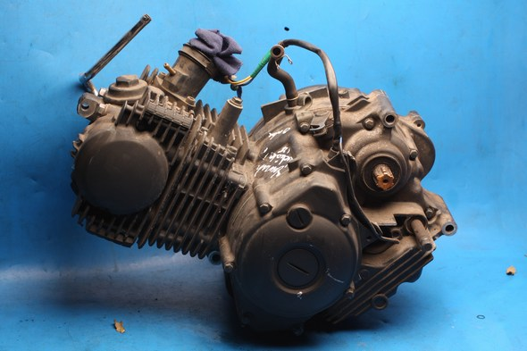 Engine complete Yamaha Gladiator YBR125RS new old stock
