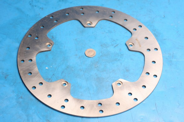 Brake disc front 2001-0031 new
