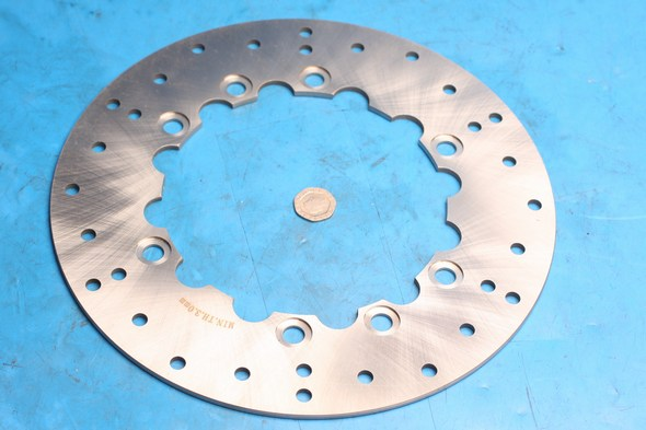 Brake disc front / rear 2010-0729 new
