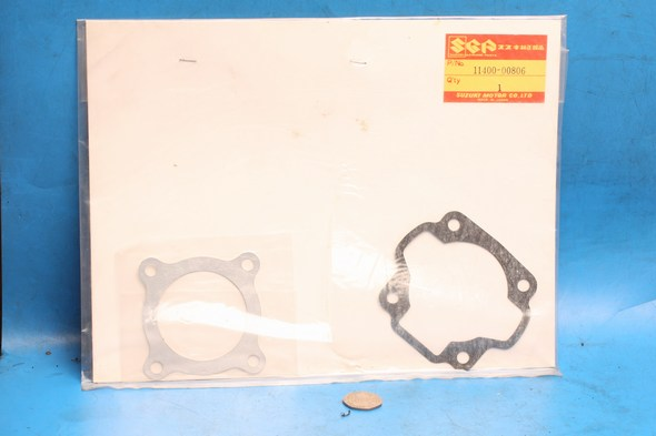 Top end gasket set incomplete suzuki FR80