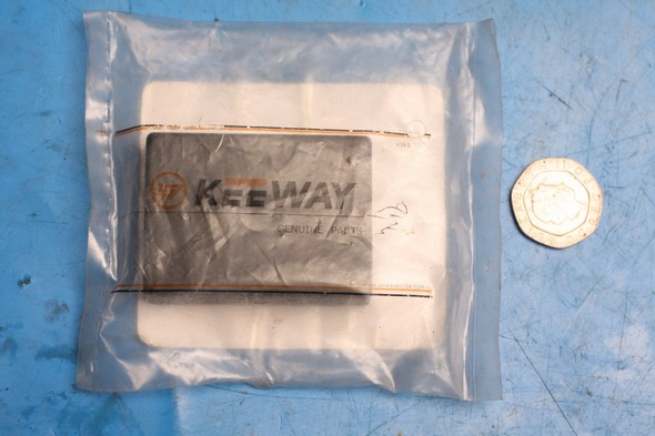 Chain adjuster plate Keeway RKV125