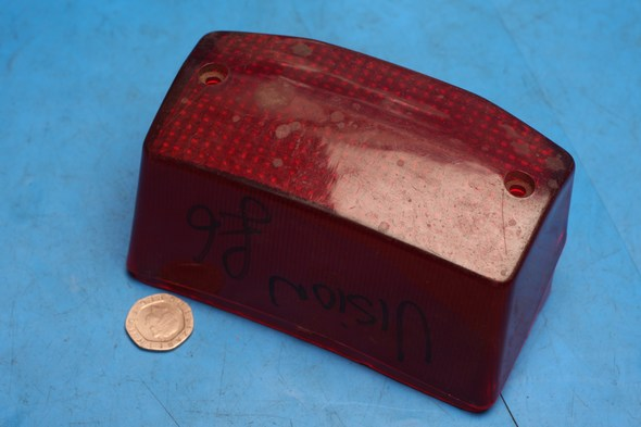 Brake tail light lens Honda Vision used