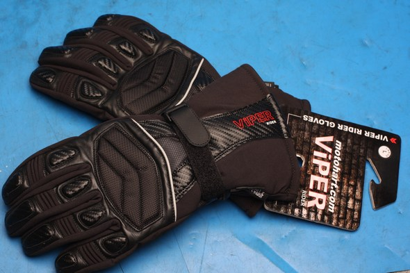 Motohart Lift Pro glove black XL