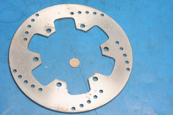 Brake disc rear EBC MD4001 new