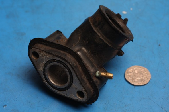 Inlet manifold used pulse scout