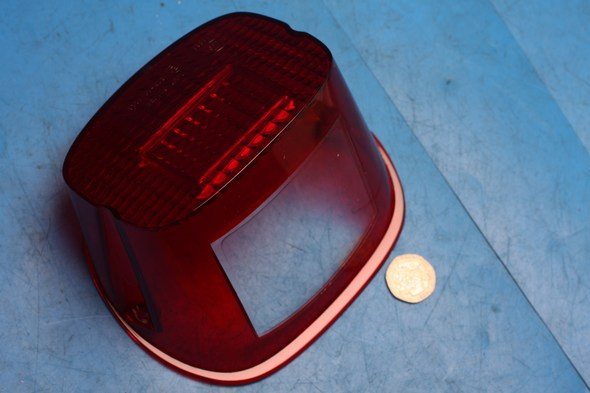 Brake tail light lens Keeway cruiser 250 new