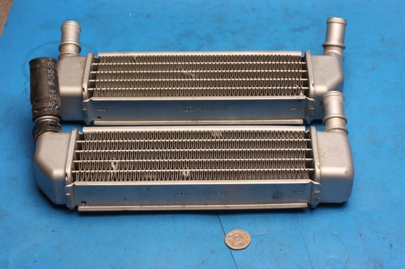 Radiators pair nos Peugeot blaster 50