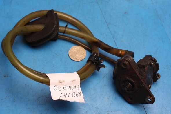 Two-stroke oil pump Aprilia piaggio 50 used