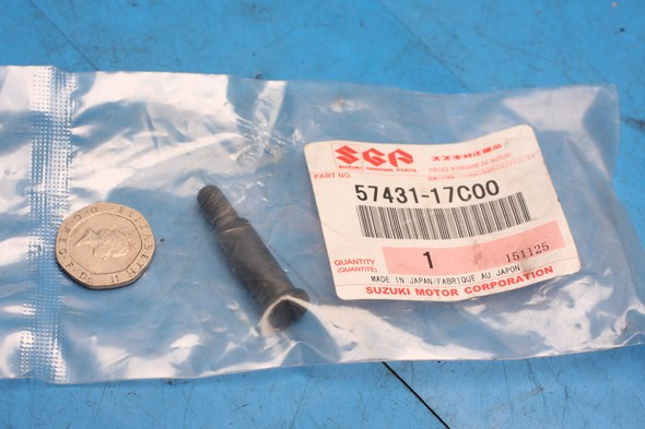 Lever bolt genuine suzuki fits multiple models 57431-17C00