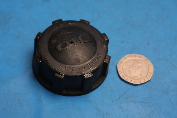 Oil cap genuine suzuki NOS fits multiple models