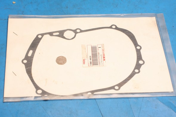 Clutch cover gasket genuine kawasaki KX110