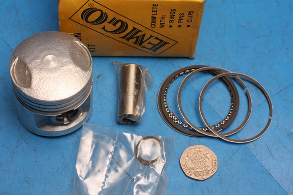 Piston kit Honda CB125 standard