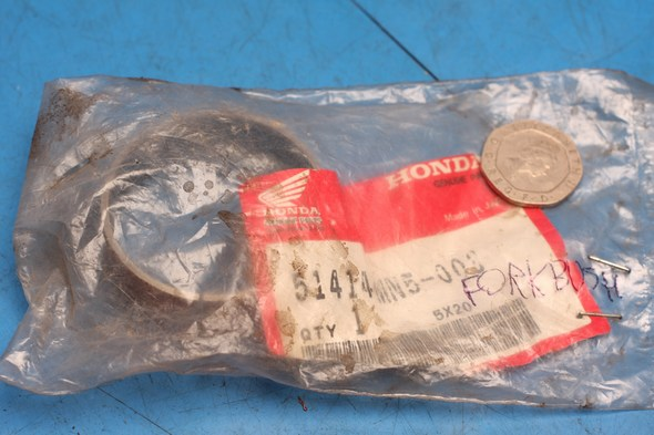 Fork bush genuine honda fits multiple models nos
