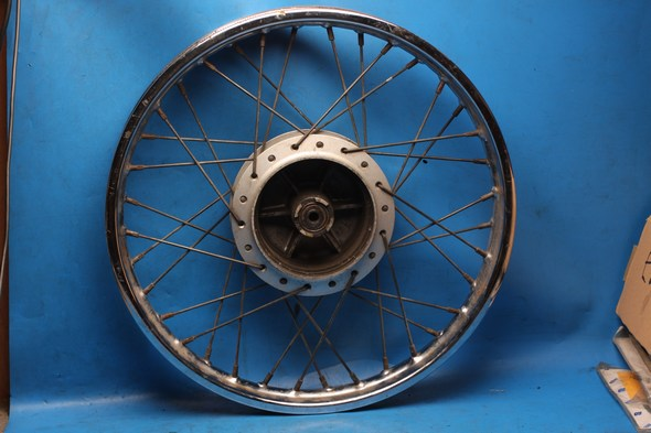 Front wheel Honda CG125 Brazil used