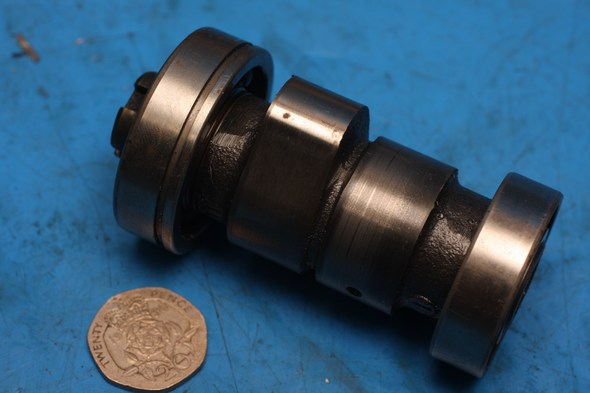 Camshaft missing sprocket Hyosung Cruise2 GA125F used