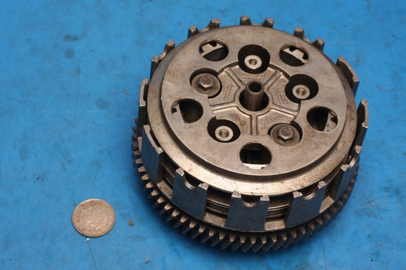 Clutch assembly used Hyosung GT125 GT125R GV125