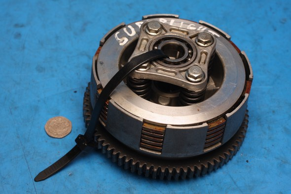 Clutch assembly complete keeway superlight 125 used