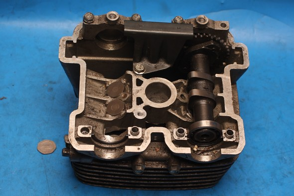 Cylinder head missing parts Hyosung GT125 GV125 used