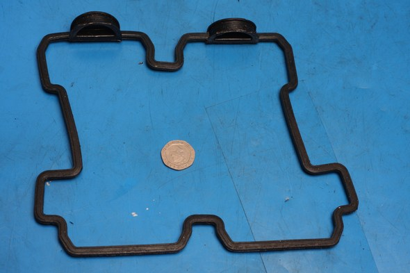 Cylinder head rocker box cover seal gasket Hyosung models