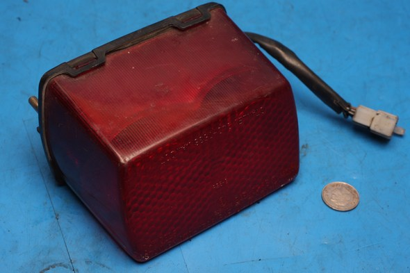 Rear brake light assembly complete Suzuki GS500 used