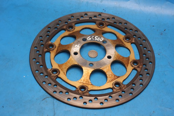 Brake disc front Suzuki GS500 used