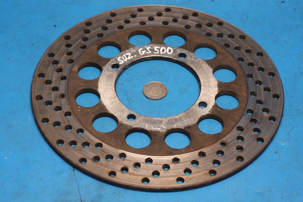 Brake disc rear Suzuki GS500 used